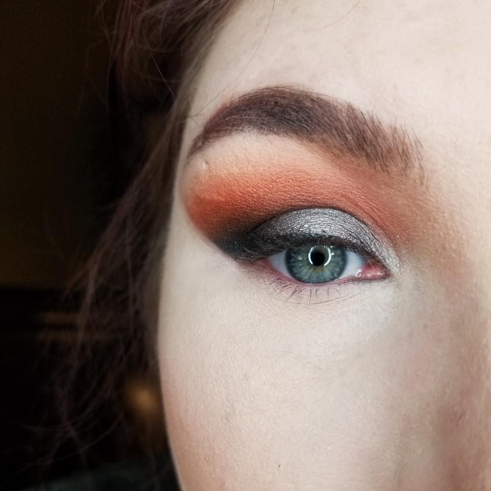 Makeup Revolution Conceal & Define Full Coverage Concealer Review (7)