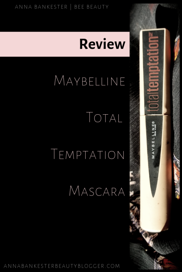 Maybelline Total Temptation Mascara Review