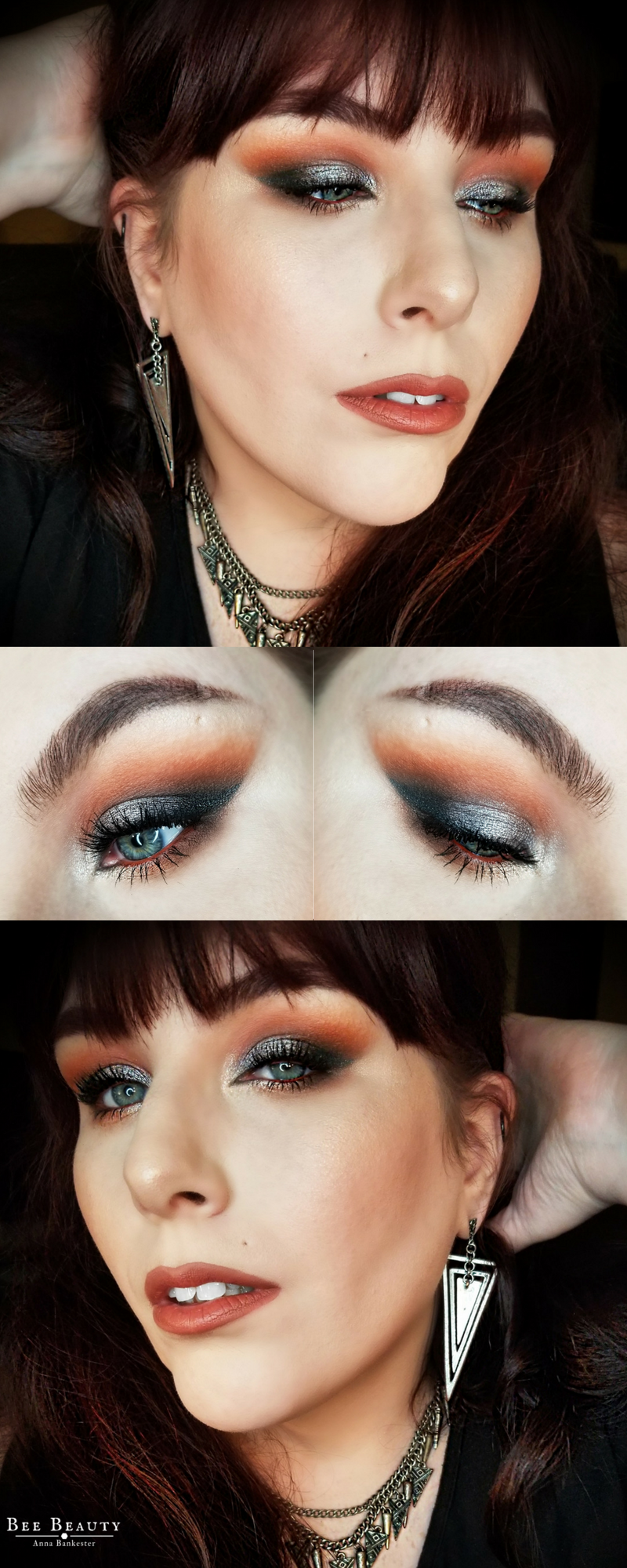 Get the Look | Woken Furies - Fall Makeup Tutorial.