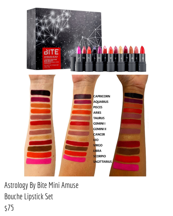 Astrology By Bite Mini Amuse Bouche Lipstick Set