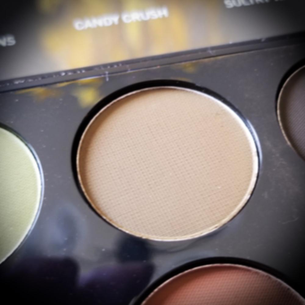Morphe Boss Mood Eyeshadow Palette - Nude Tude
