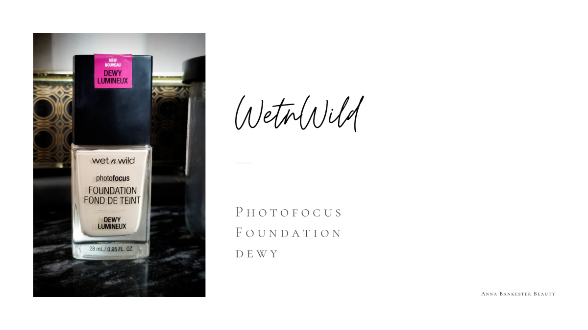 Wet N Wild Photofocus Foundation Dewy
