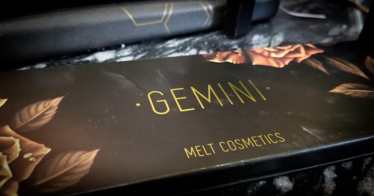 Melt Gemini Palette