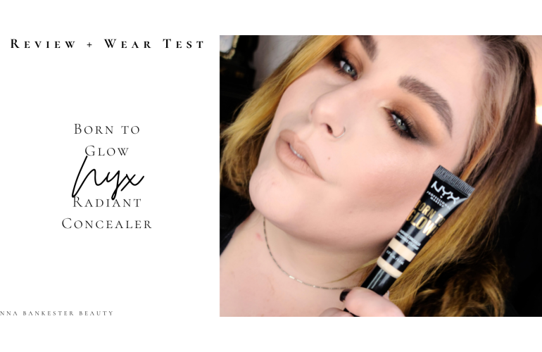 Nyx Born to Glow Concealer