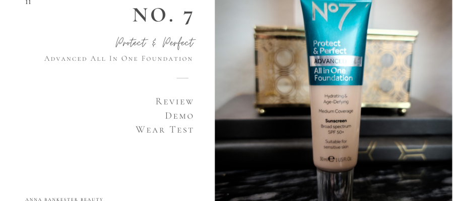 NO. 7 PROTECT & PERFECT ADVANCED ALL IN ONE FOUNDATION