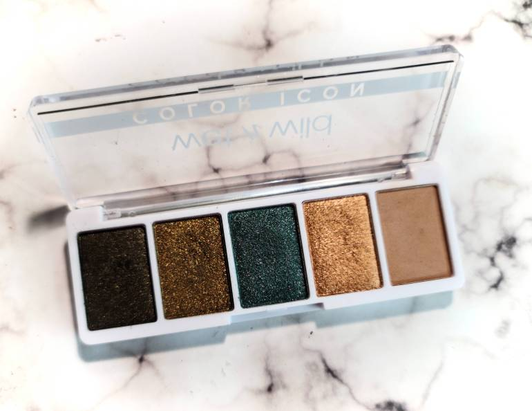 Wet N Wild Color Icon 5-Pan Palette in My Lucky Charm