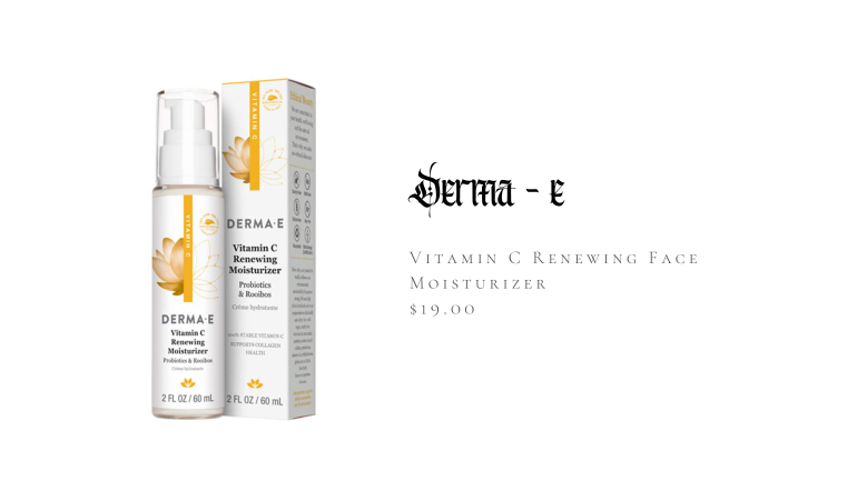 DERMA-E Vitamin C Renewing Face Moisturizer
