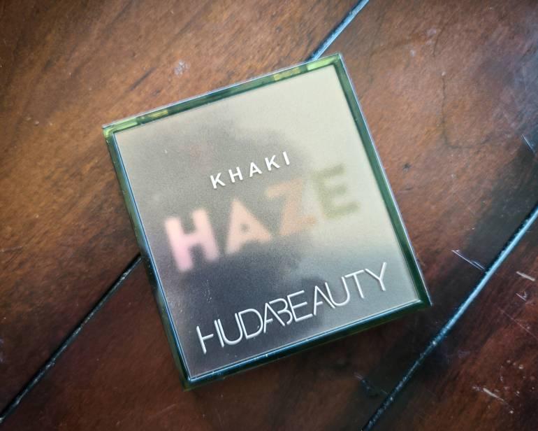 Huda Beauty Khaki Haze