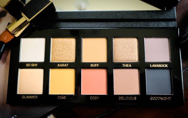 Vieve The Essential Eyeshadow Palette