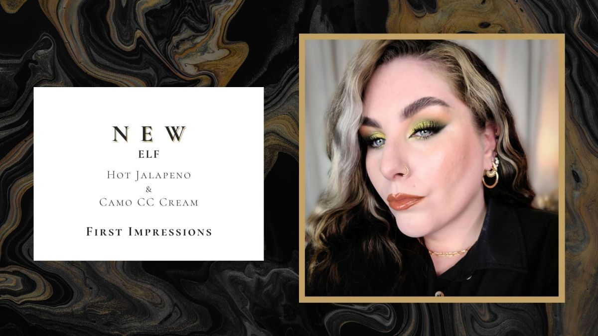 Playing with New Elf Products | First Impressions