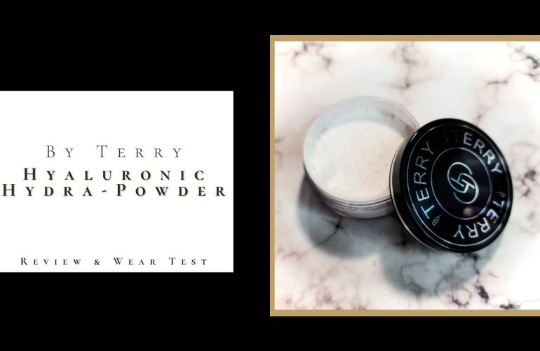 By Terry Hyaluronic Hydra-Powder Review & Wear Test